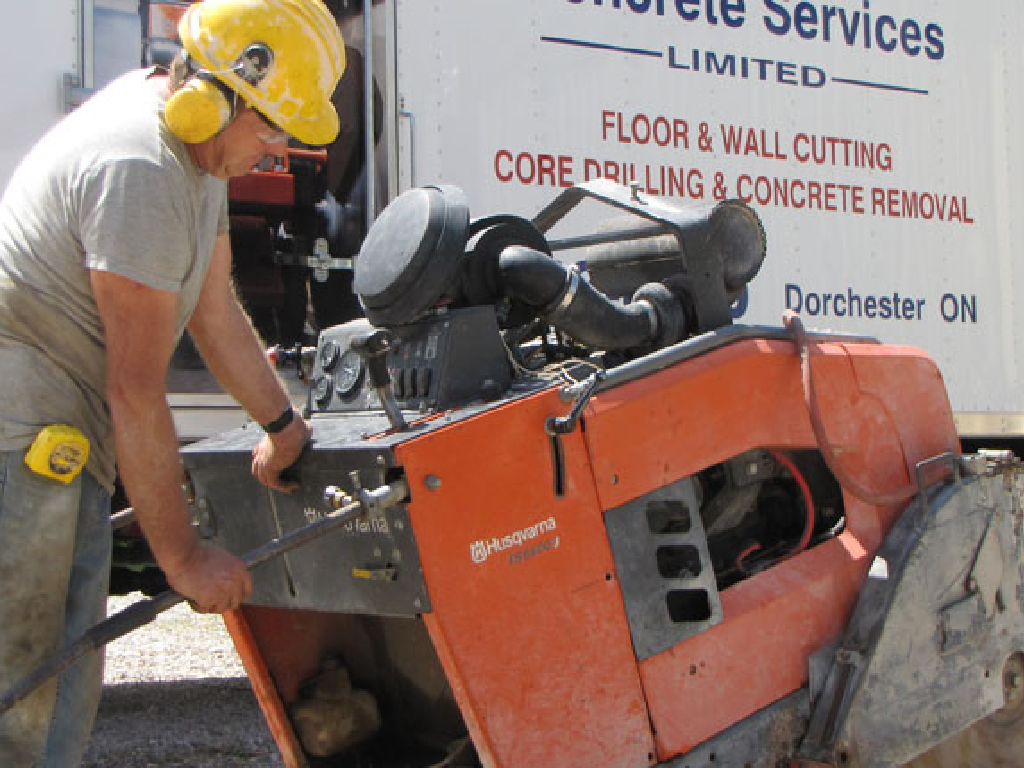 London & District Concrete Services
